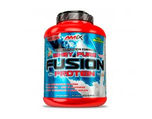 Whey Pure Fusion Amix...