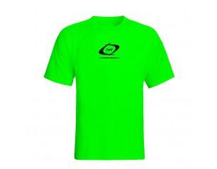 Camiseta manga corta - Nutrideon color verde
