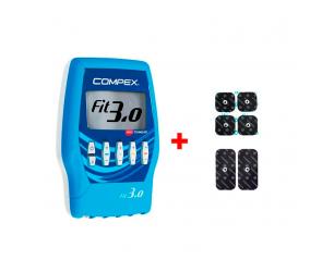 Compex Fit 3.0 + Regalo en accesorios